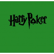Harry poker BLACK