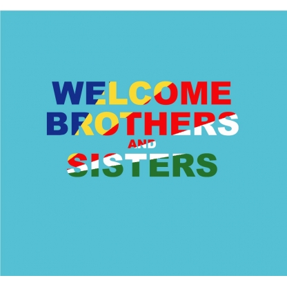 Welcome brothers and sisters Lady