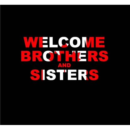 Welcome brothers and sisters Vneck
