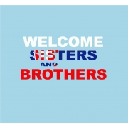 Welcome sisters and brothers